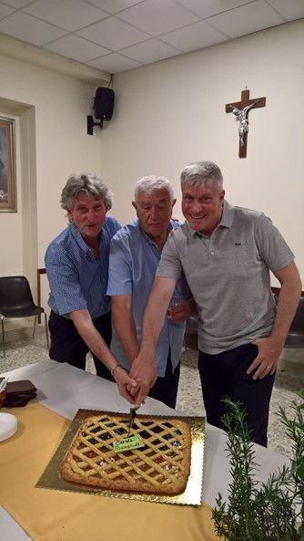Don Paolo Rogazionisti Don Luigi Guerrini e Pierluigi Sassi