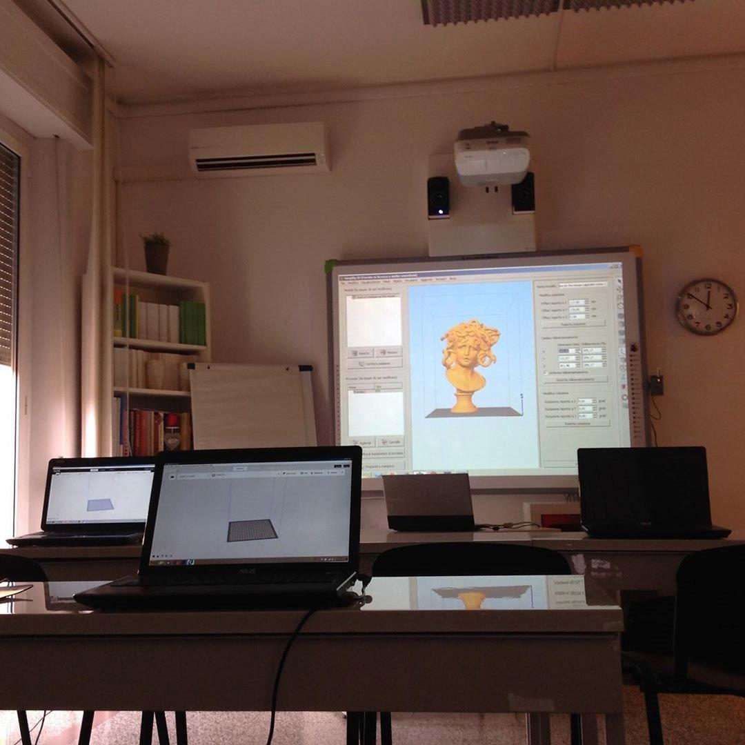 Corso Stampa 3D